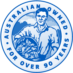 Australian Owned Badge